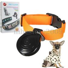 Pet Dogs Cats Collar Mini Digital Camera DVR Video Eyeview Recorder Camcorder