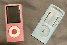 Ipod Nano 4th Generation 8gb Pink Bundle