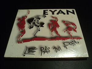 "CD DIGIPACK NEUF ""LE PAS DU FOU"" EYAN / 13 TITRES"