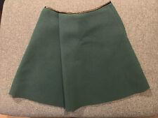 Designer BNWOT Philip Lim Wool Skirt Size 4
