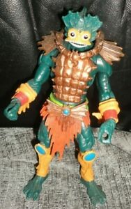 """Mer-Man 6"""" Action Figure Mattel 2001 He-Man Masters Of The Universe"""