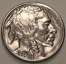 1920 S Buffalo Nickel  Gem BU