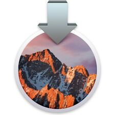 Mac OS X 10.12 Sierra DMG - Instant Delivery DOWNLOAD