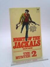 Night of the Jackals The Hunter #2 by Ralph Hayes