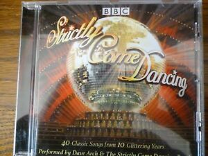 CD ALBUM - STRICTLY COME DANCING [BBC] Dave Arch & the Strictly ComeDancing Band