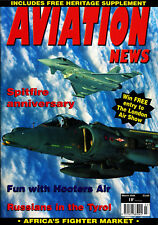 AVIATION NEWS 68/03 MAR 2006 Hooters Air,MAF,Africa Fighter Market,Piper PA-25