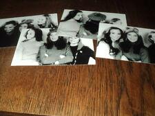 SHEILA LOT DE PHOTOS FORMAT 10*15 N&B - THEME 018 BERET - 4 PRISES