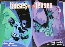 Batman: Tenses #1 #2 set 2 books Oct 2003, DC Joe Casey Cully Hammer