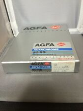 Agfa 50 Rs 4x5 Sheet Film 10 Sheets in Sealed Original Box Expired