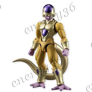Bandai Figure Dragon Ball Z  Shodo: Gold Frieza 9,5 cm