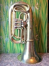 Bb Full-Size Tuba  St. Petersburg Musical Wind Instruments Factory