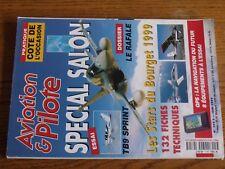 $$$ Revue Aviation & Pilote N°305 RafaleTB9 SprintBourget 1999GPS