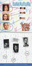 CD Single Bananarama THE WILD LIFE  6-TRACK CARD SLEEVE  REMIXES