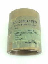 NEW! BRONZE STRAIGHT SLEEVE BUSHING 75mmX60mmX0.8mm  36601AF055   FAST SHIP!(H25