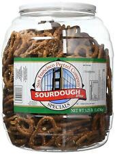 San Francisco Pretzel Company Sourdough Style Pretzel Special 1.474kg Tub