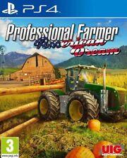 Agricultor profesional sueño americano (PS4) Totalmente Nuevo Y Sellado-Envío rápido