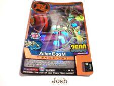 Animal Kaiser Evolution Evo Version Ver 5 Bronze Card (M143E: Alien Egg M)