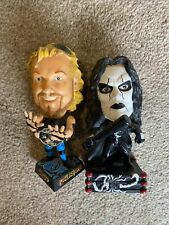 Sting And DDP WCW head Ringer Figures Bobblehead Wwe
