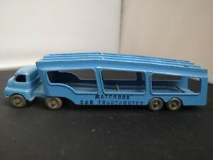 M13-MATCHBOX LESNEY ACCESSORY PACK No2 MATCHBOX BEDFORD CAR TRANSPORTER