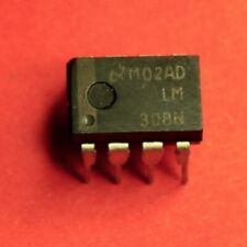 LM308N IC / Microchip National Semiconductor Lot of 60 pcs