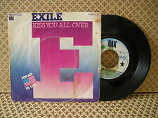 Exile  Kiss you all over - 45g 7'' (B1)
