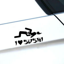 Universal Funny PET Black Car Auto Window Door Decals Sticker For VW Benz BMW..