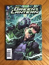 Green Lantern 52 Last Issue NEWSSTAND VARIANT EDITION New 52 DC COMICS VF/NM