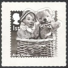 GB 2014 Andy Pandy/Teddy Bear/Children's TV/Television/Puppets 1v s/a (b7387a)
