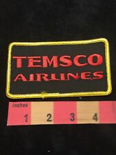 Alaska Helicopter TEMSCO AIRLINES (old name) Aviation / Airplane Patch 86WA