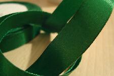 ** Satin Ribbon, Green Colour 12mm x 5 Mtres**