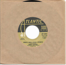 PERCY SLEDGE - When A Man Loves A Woman / Cover Me (45 Reissue)