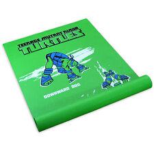 Teenage Mutant Ninja Turtles Retro Yoga Mat - Leonardo
