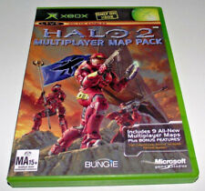 Halo 2 MultiPlayer Map Pack XBOX Original PAL *Complete*