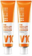BRTC) V10 Multi-Vita Lift Sleeping Pack 20ml * 2pcs Season3 Korean Cosmetic
