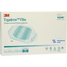 TEGADERM Film 6x7 cm 1624W 100 St