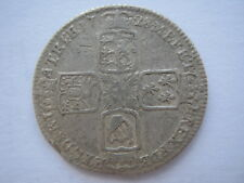 1728 Plain Angles Sixpence GF probable soil find