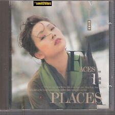 CD 1990 T113 Sandy Lam Lin Yi Lian Faces & Places 林憶蓮 City Project 都市觸覺 #3028