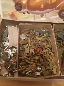 Airfix 1.72 toy soldiers Bundle.loose