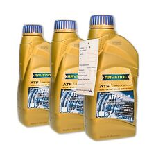 3 (3x1) Liter RAVENOL ATF+4 Automatikgetriebeöl Chrysler, Dodge, Plymouth