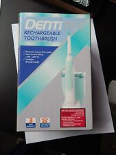 Dentitex Rechargeable Toothbrush - Boxed Unused