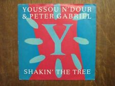 PETER GABRIEL YOUSSOU N'DOUR 45 TOURS GERMANY SHAKIN' T