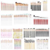 20PCS Makeup Brushes Set Foundation Blush Face Powder Eye Shadow Eyeliner Brush