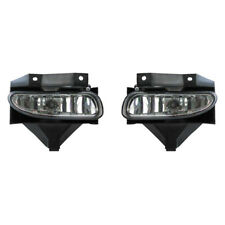 Ford Mustang GT Chrome Fog Lights Set 99-04 2000 2001 01 02 03 Depo Set Pair
