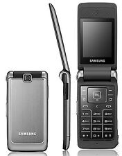 Samsung  S3600 Silver GSM Cellphone Unlocked free shipping