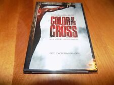 COLOR OF THE CROSS Jean Claude Lamarre DVD SEALED NEW