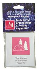 Tent, Awning, Bivvy and Groundsheet Repair Kit | Fix Rips! Glue, Tape + extras!
