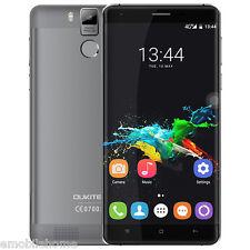 "5.5"" Oukitel K6000 Pro 4G Smartphone Android 6.0 Octa Core 3Go+32Go 6000mAh Noir"