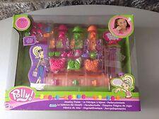 2004#Polly Pocket!Jewelry Maker - Mattel Misb fabbrica dei gioielli