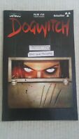 Dogwitch #15 2002 Sirius Comics Daniel Schaffer