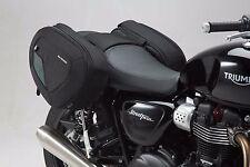 Sacoches latérales  Sw-Motech BLAZE Haute Triumph Bonneville T120 / Black 15->